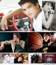 Photography: Senior Guys (more pictures in link)