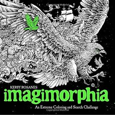 Imagimorphia An Extreme Coloring And Search Challenge Plume