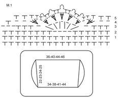 """Gehäkelte DROPS Weste in """"Muskat"""". Grösse S - XXXL. DROPS design: Modell Nr. R-559 ~ DROPS Design"""