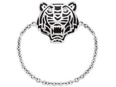 Bague Kenzo. Bijoux créateurs. En vente en boutique et sur notre site internet : http://www.bijouterie-influences.com/search.php?search_query=tiger