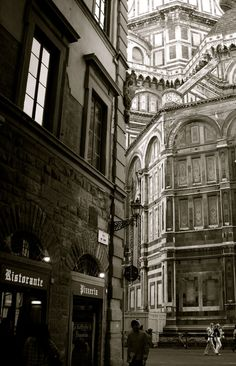 Firenze. Would totally go back there! <3