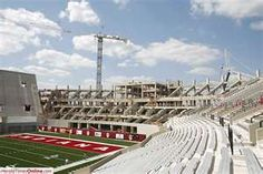 Indiana University -- Football Field -- in honor of my dad and 1968 Rosebowl team :)