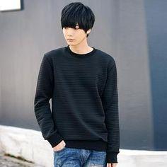 Neoprene Quilted Sweatshirt from #YesStyle <3 HOTBOOM YesStyle.com