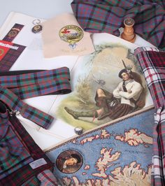 If you are a MacDonald we have the world's widest range of clan crest and tartan merchandise. Why not take the high road over to ScotClans for the best clan gifts from Scotland, safely to your door