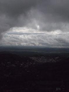 Sierra de San Vicente (Toledo) - Photo Fantasy. Preparándose la tormenta...