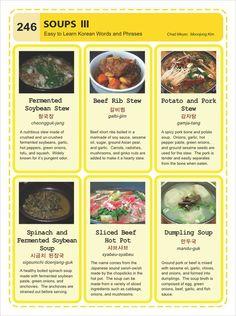 246 Learn Korean Hangul Soups 3