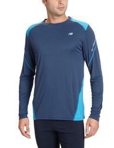 New Balance - Camiseta de running para hombre #camiseta #friki #moda #regalo