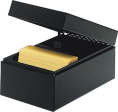 Shop Staples® for SteelMaster® 4'' x 6'' Index Card Files. Enjoy everyday low prices and get everything you need for a home office or business. Staples Rewards® members get free shipping every day and up to 5% back in rewards, some exclusions app