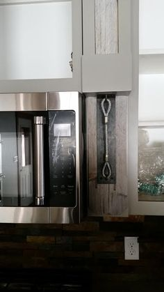 French Door Refrigerator, French Doors, Kitchen Appliances, Home, Diy Kitchen Appliances, Home Appliances, Ad Home, Homes, Houses