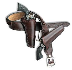 Mernickle Custom Holsters - Cowboy Action