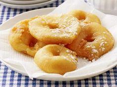 Apfel Snacks, Cupcake Recipes, Dessert Recipes, Beignet Recipe, Homemade Jelly, Baked Doughnuts, Brunch Spots, Sweet Pastries, Bread Cake