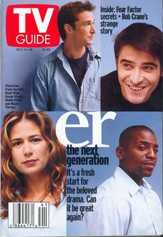 Best Fiction Movies, Noah Wyle, Fear Factor, Medical Drama, Weird Stories, Movies And Tv Shows, Dramas, Movie Tv, Entertainment