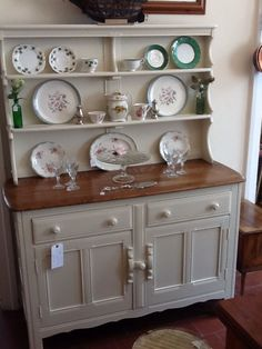 Beautiful Ercol Shabby Chic Welsh Dresser £265 http://www.ebay.co.uk/itm/Beautiful-Ercol-Welsh-Dresser-Shabby-Chic-/311415964283?hash=item4881d6827b