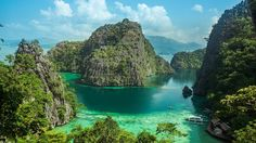 The Philippines's Palawan Island was voted the no. 1 island in the world by Condé Nast Traveler readers—and with pictures like these, you can easily see why.