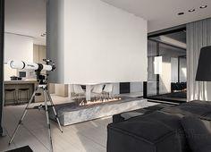 Q-house single family house interior design, Grudziądz | TAMIZO ARCHITECTS