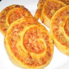Pizzaschnecken  von Sabine1980 auf www.rezeptwelt.de, der Thermomix ® Community
