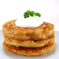 Boxty - Traditional Irish Potato Mashed Pancakes Recipe