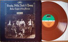 Worth a faint: Déjà Vu in brown vinyl!