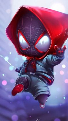 Adorable Spiderman iPhone Hintergrundbild – iPhone Hintergrundbilder – MAN You are in the right place about iphone wallpaper funny Here we offer you the most beautiful pictures about the iphone … Deadpool Wallpaper, Avengers Wallpaper, Superhero Wallpaper Iphone, Spiderman Lockscreen, Chibi Marvel, Marvel Art, Marvel Heroes, Marvel Comics, Ms Marvel