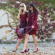 oxblood trend fall 2013- LOVING this color