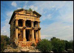 Mersin - Kanlidivane by altay Turkey