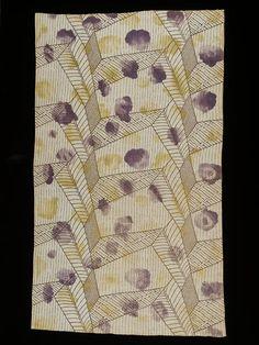 White 1913. Designed by Vanessa Bell for Omega Workshops | V&A