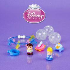 Squinkies - Disney Princess - Cinderella Share N' Wear