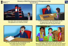 Hunar Hai To Kadar Hai, Ministry of Skill Development And Entrepreneurship, Success story , PMKVY, DGE&T