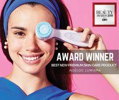 Nu Skin, Beauty Awards, I Site, Award Winner, Anti Aging Skin Care, Spa, Healthy, Products, Health
