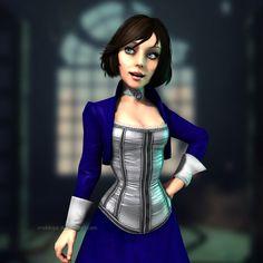 Elizabeth from Bioshock:Infinite (Game) Bioshock Infinite Elizabeth, Elizabeth Comstock, Infinite Game, Bioshock Game, Black Dating Sites, Bioshock Cosplay, Sr1, Cosplay Costumes, Games