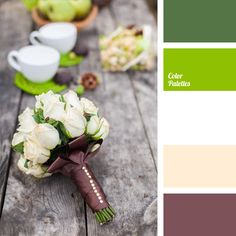 Color Palette  #341
