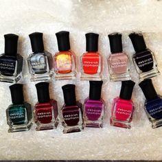 Deborah Lippmann Big Bang nail-polish set | Spotted on @Byrdie Beauty