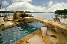 Hilltop Pools And Spas, Inc.'s Design, Pictures, Remodel, Decor and Ideas - #swimmingpool