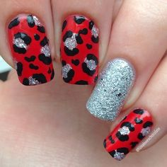 Instagram photo by lunaloveschocolate  #nail #nails #nailart