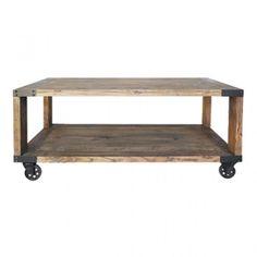 Chadwick Coffee Table - Coffee, Sofa & Side Tables - Family Room