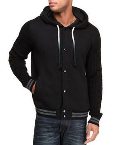 Buy Cable Varsity Hoodie Men's Hoodies from Rocawear. Find Rocawear fashions & more at DrJays.com