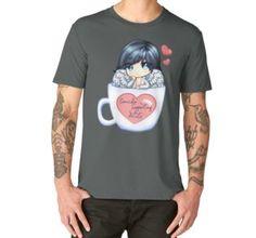 Men's Premium T-Shirt #redbubble #products #merchandise #merch #artist #art #artwork #illustration #vector #tshirt #tshirts