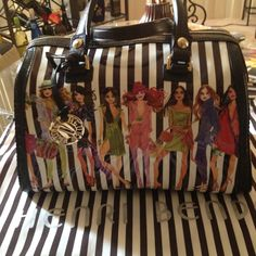 "Henri Bendel ""Choose Me"" Barrel"