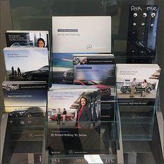 Mercedes Benz Financial Services Literature Rack – Fixtures Close Up Mercedes Benz Retail, Retail Fixtures, Brochures, Literature, Finance, Stationery, Literatura, Papercraft, Paper Mill
