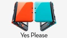Limited Edition Nintendo 3DS XL Coming to Japan November 28, retails for ¥19,900 (USD$205). via: http://kotaku.com/nintendo-has-limited-edition-3ds-xls-theyre-pretty-ho-1450539736