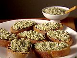 Picture of Artichoke Pesto on Ciabatta Recipe