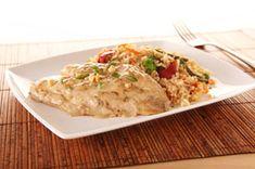 KRAFT RECIPE MAKERS Baked Teriyaki Fish Recipe - Kraft Recipes