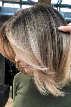 42 Chic Medium Length Layered Hair , Middle Parted Straight Medium Length Layered Hair ❤️ Medium length layered hair styles lo. Medium Length Hair Cuts With Layers, Medium Hair Cuts, Short Hair Cuts, Medium Hair Styles, Short Hair Styles, Haircut For Medium Length Hair, Medium Length Haircuts, Medium Length Hair With Layers Straight, Medium Length Bobs