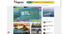 Revista Viagens & Resorts reforça presença online