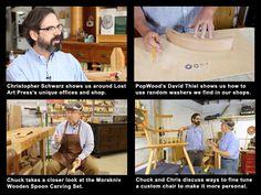 Woodworking Web TV - November 2018