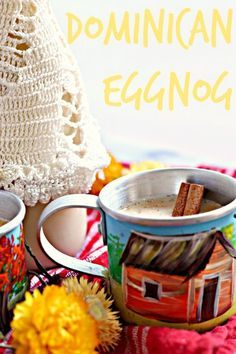 Dominican Eggnog | 20 Eggnog Recipes For The Holidays by Pioneer Settler at http://pioneersettler.com/eggnog-recipes/