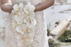 Ramo de novia de seda hecho a mano
