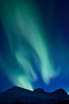 Northern lights ~ Norway