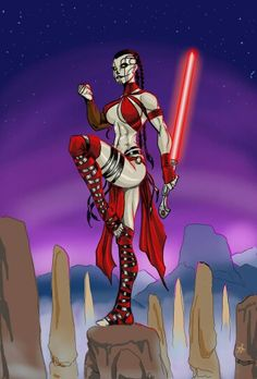 NIGHTSISTER Sith Witch