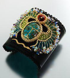 Beautiful jewelry by Doro Soucy | Beads Magic